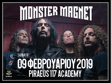 Monster Magnet @ Athens