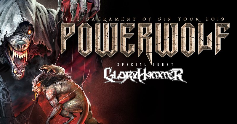 POWERWOLF ATHENS
