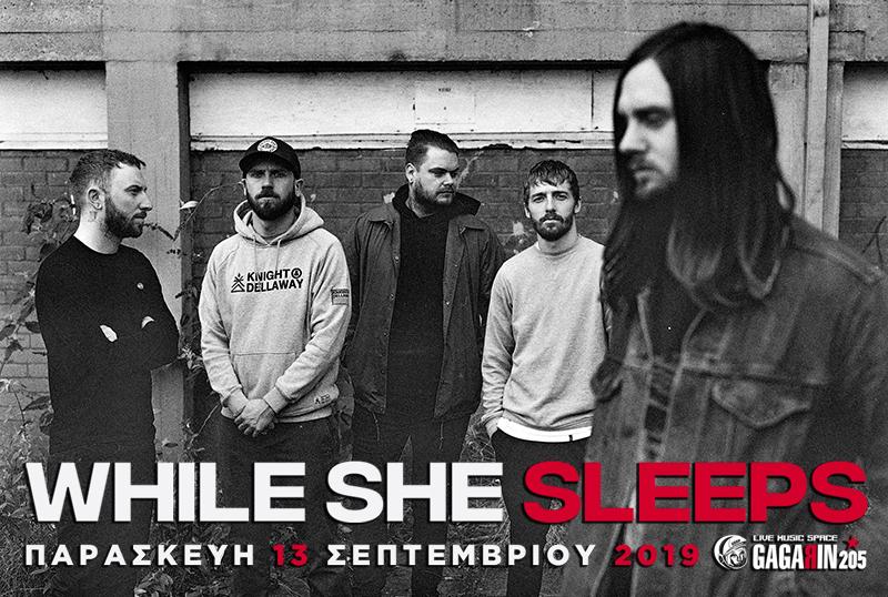WHILE SHE SLEEPS | 2