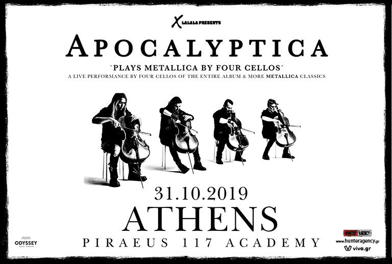 APOCALYPTICA | ATHENS