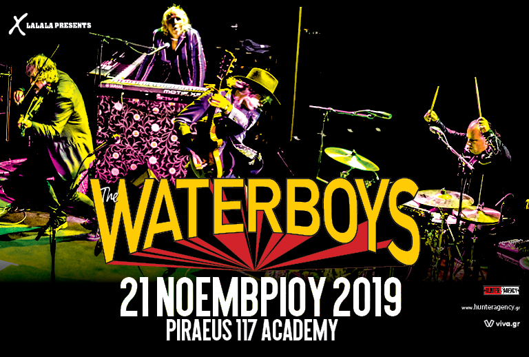 THE WATERBOYS | 21.11.19