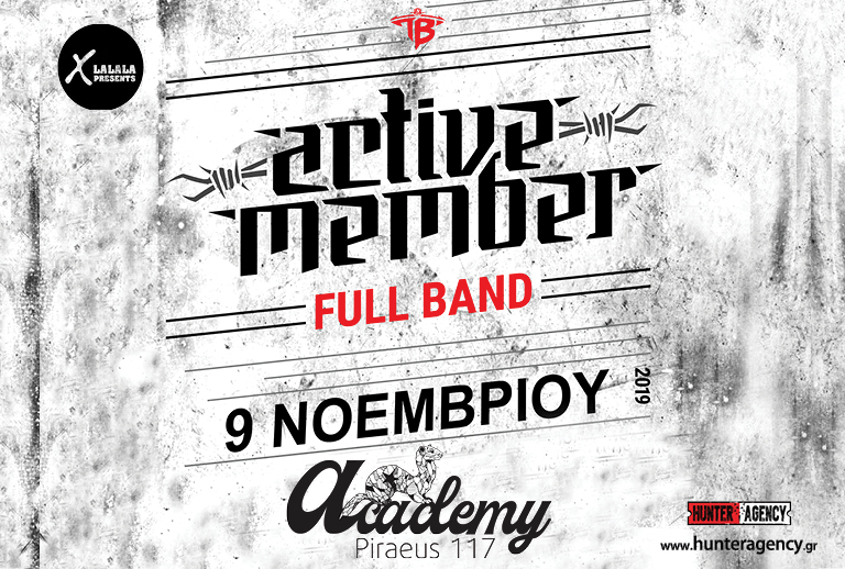 ACTIVE MEMBER | FULL BAND