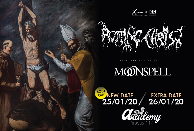 ROTTING CHRIST – MOONSPELL | 2