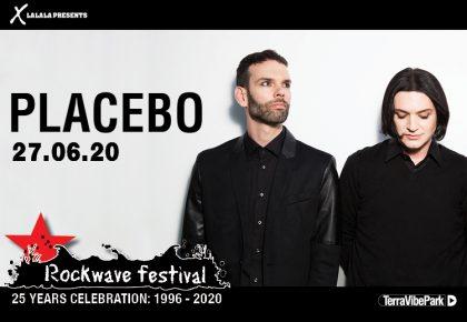ROCKWAVE FESTIVAL 2020 | PLACEBO – BELLE & SEBASTIAN – DIGITAL 21 + STEFAN OLSDAL