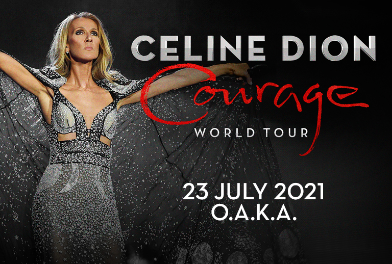 CELINE DION | NEW DATE | 23.07.21