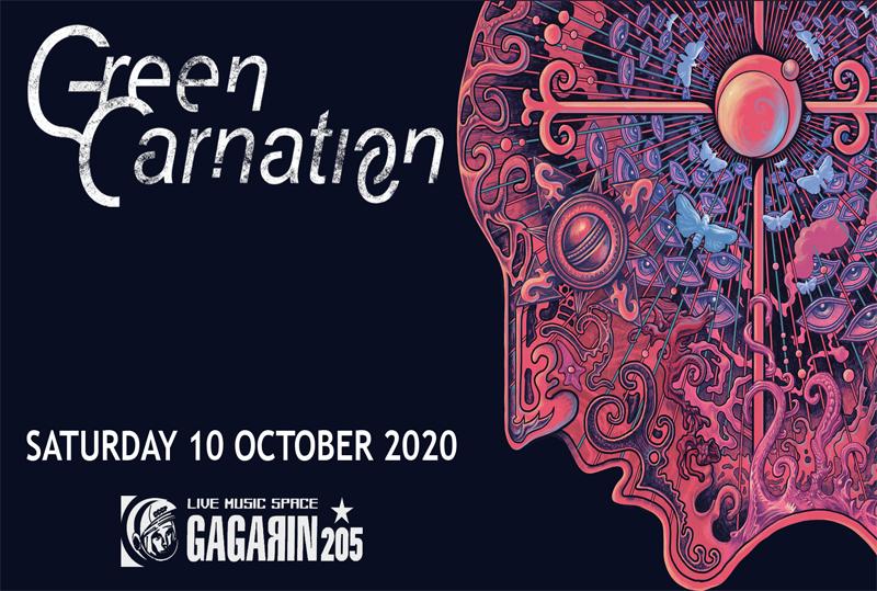 GREEN CARNATION | 2